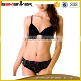 Transparent hot girl wearing underwear and bra sexy girls underwear bra new design                                                                                                         Supplier's Choice