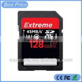 High speed 128gb micro sd card with class 10