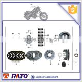 motorcycle engine parts motorcycle clutch spare parts for sale                                                                         Quality Choice