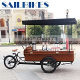 fast food trikes three wheels bicycle for sale