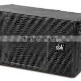 CLA-210 dual 10 inch line array speaker with birch plywood cabinet Q1 line array speaker