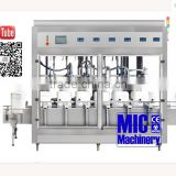 Micmachinery alibaba hot sell plastic bottle filling machine full automatic barrel filling machine big volume filling machine