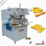 High frequency awning advertising canvas welding machine