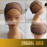 Best Selling Swiss Lace For Wig Making Top Grade Lace Front Wig Cap For Making Wigs Adjustable Strap