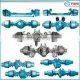 Chinese factory heavy duty truck axle