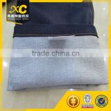 good strench non-woven denim fabric handbags for dresses