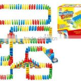 Manual dominoes arch bridge outfit ,game toys