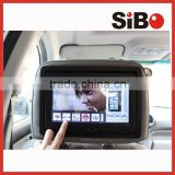 "9"" Screen Size and 16:9 Screen Type Car/Taxi Android Advertising Touch Screen Monitor"