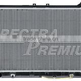 Auto all vehicle Cooling Radiator factory radiator aluminum