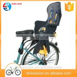 Promotional baby safety bike rear seat bicycle child seat                                                                         Quality Choice