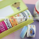 xg-1002 Gift Wrap Japanese washy masking tape custom make washy masking tape wholesale washy masking tape                                                                         Quality Choice
