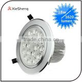 Cheapest led downlight 18w led spotlight energy saving modern ceiling light led ceiling lamp