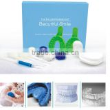 dental impression tray kit/ silicone material custom fit teeth whitening tray
