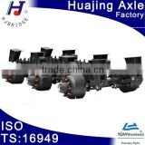 trailer tri-axle mechanical suspension for sale