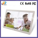 "17""best quality monitor hd sex digital picture frame video free download led lcd player support VGA ,A level screen quality"