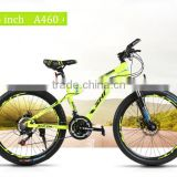 Seal shaft bicycle brake 26 inch boys and girls moutain bike                                                                         Quality Choice
