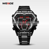 WEIDE WH1102B-2 luxury men digital sport watch cheap silicone watches for men