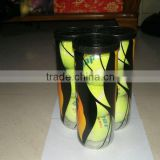 OEM colored tennis balls