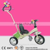 2016 Hot sell manufacturer metal baby tricycle ,kid car toy,child bicycle toy