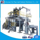 Raw Material Chemical Fiber Printing Paper Copy Paper A4 Paper Board Paper Making Production Line