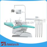 Top Sale Hydraulic Type Chair-mounted V300 Dental Chair/Dental Unit