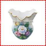 Elegant large ceramic flower arranging stands