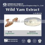 Solvent Extraction Extraction Type and Drum Packaging Wild Yam Powder Dioscorea villosa diosgenin