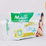 organic 100% bamboo baby wet wipes