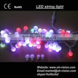 Christmas lights wedding decoration LED string lights 10m 100LED string ball light indoor outdoor decoration