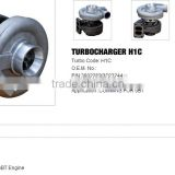 H1C Turbo charger /Turbocharger for CUMMIN FOR 6BT