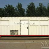 container house furnished