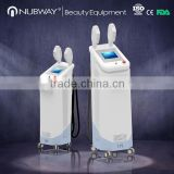 Medical IPL + Elight + SHR 3 in 1 Permanent Hair Removal Machine / SHR IPL Beauty Salon Equipment with CE
