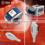 No pain mini 2014 Super toppest quality best result FDA approval with 3 handles ipl laser glasses