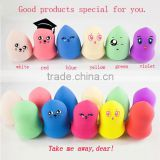 New package Makeup Sponge Blender /soft Beauty tools / Cosmetics makeup sponge puff with a face washing soap