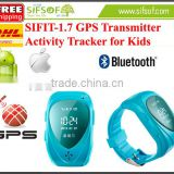 SIFIT-1.7 Long battery life GPS Watch activity tracker for Kids.