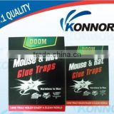 Konnor Strong Adhesive Cardboard Mouse And Rat Glue Traps With Super Gel