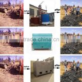 Trade Assurance wood log carbonization furnace sawdust briquette carbonize stove bamboo charcoal carboning kiln 008618537138115