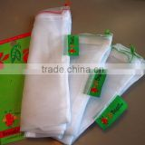 vegetable and fruits mesh bag high quality net bag