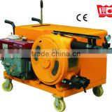 Diesel engine injection grouting machine