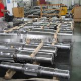 INquiry about Mill Top Roller Reshelling with Flange and Grooving Finished Roller