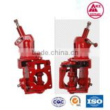 hot sale cnc machine parts for agriculatural machine/forklift power steering