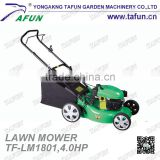 New Design green machine lawn mowers