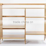 2015 new style bamboo furniture Multifunction Shelves wholesale
