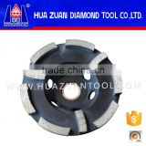 100mm Concrete Floor Diamond Grinding Cup Wheel