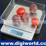 Brand new 0.01g 500g digital electronic kitchen scale kitchen diet weighing scale