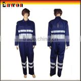 Cheap Reflective Working Blue European Coveralls