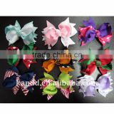 4inch ribbon bows/hair bows/grosgrain ribbon bow