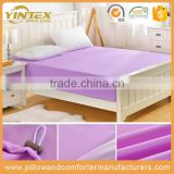 100% cotton baby changing mat waterproof bed sheets TPU waterproof mattress protector