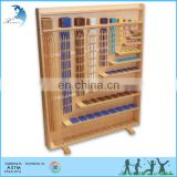 Mathematic Series Educational Wooden Bead Maze Toy