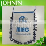 ODM Custom Design Polyester Double Layer Hanging Pennant Bunting Flag